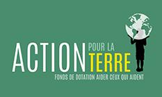 Action pour la Terre Logo